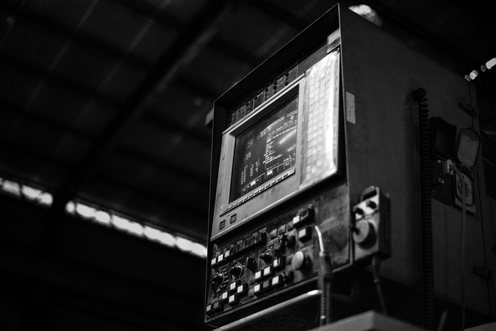 工廠設備情境照