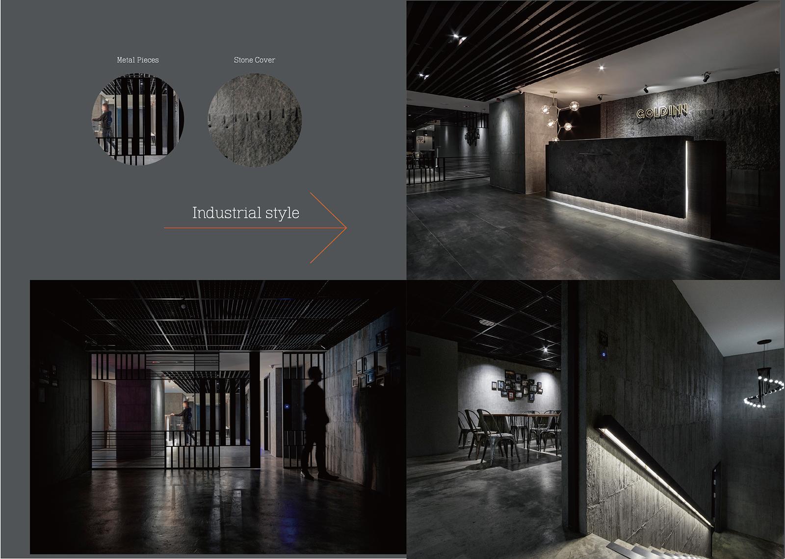 日本good design award商业空间类 优良设计奖图片